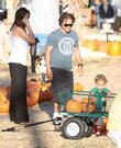 Cobi Jones, Mr. Bones Pumpkin Patch and Beverly Hills