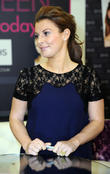 Coleen Rooney, British Home Stores, Trafford Centre and Manchester