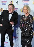 Vic Reeves and Helen Mirren