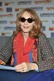 gates mcfadden london film amp comic con held at ol