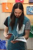Steve Aoki  at the Converse Fader Fort...