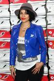 DJ Rashida Converse West Coast Flaship Opening in...