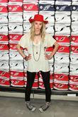 Gillian Zinser Converse West Coast Flaship Opening in...