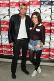 Lucy Hale, Mark Salling Converse West Coast Flaship...