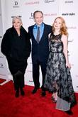 Vanessa Redgrave, Jessica Chastain and Ralph Fiennes