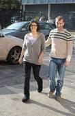 Kym Marsh and Charlie Condou 'Coronation Street' cast...