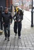 Alison King, Chris Gascoyne and Granada Studios