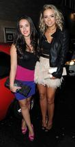 Sacha Parkinson and Georgia May Foote