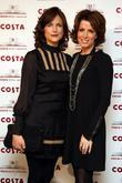 Katie Derham and Natasha Kaplinsky Costa Book Awards...
