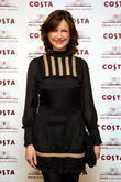 Katie Derham Costa Book Awards 2012 London, England
