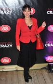 Arlene Phillips Crazy Horse Premiere held on London's...