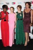 Viola Davis, Allison Janney, Emma Stone and Jessica Chastain
