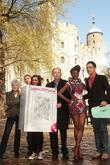 Julie Walters, Meera Syal, The Noisettes, Tower Of London