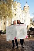 Julie Walters, Meera Syal and Tower Of London
