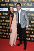 Cara Santana and Jesse Metcalfe Dallas Launch Party...