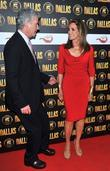 Patrick Duffy, Linda Grey Dallas Launch Party held...