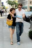 Helen Mccrory, Damian Lewis and Manhattan Hotel