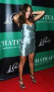 Dania Ramirez Dania Ramirez walks the red carpet...