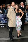 Tom Hardy, Charlotte Riley and Odeon West End