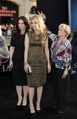 Michelle Pfeiffer, Cloris Leachman and Grauman's Chinese Theatre