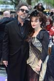 Helena Bonham Carter, The Shadows, Tim Burton and Empire Leicester Square