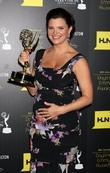 Heather Tom 39th Daytime Emmy Awards - Press...