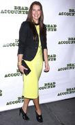 Brooke Shields, Dead Accounts, Music Box Theatre and Arrivals. New York City
