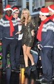 Denise, Outen, Christmas, Britain's Got Talent, Blue and Leadenhall Market