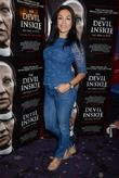 Gail Kaneswaren Premiere of 'Devil Inside' held at...