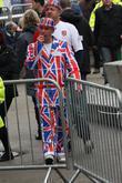 Atmosphere, Prince Harry