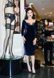 Dita Von Teese launches her Von Follies lingerie...