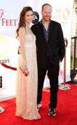 Summer Glau and Joss Whedon