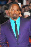 Jamie Foxx and Empire Leicester Square