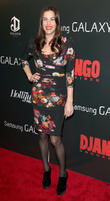 The Weinstein Company Presents, Django Unchained, Quentin Taratino, Zeigfeld Theater, Liv Tyler