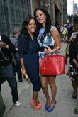 Angela Simmons and Kimora Lee Simmons