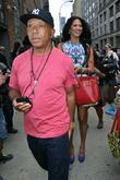Russell Simmons and Kimora Lee Simmons