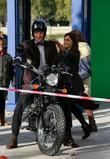 Matt Smith, Jenna-Louise and Coleman