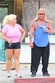 Duane Chapman, Dog The Bounty Hunter, Beth Smith and West Hollywood