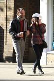 Jude Law and Emilia Clarke