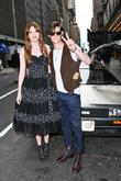 Matt Smith, Karen Gillan and Ziegfeld Theatre