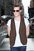 Matt Smith and Ziegfeld Theatre