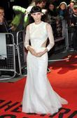 Rooney Mara, Odeon Leicester Square
