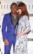 Florence Welch and Dizzee Rascal