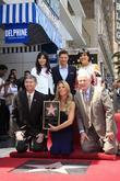 Miranda Cosgrove, kris jenner, Ryan Seacrest, Star On The Hollywood Walk Of Fame