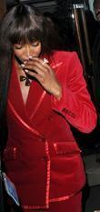 Naomi Campbell and Embassy Club