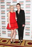 Bonnie Wright and Evanna Lynch