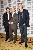 Daniel Bruhl, Chris Hemsworth and Ron Howard