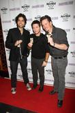 Adrian Grenier, Kevin Connolly, Kevin Dillon and Hard Rock Hotel And Casino