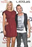 Malin Akerman and Roberto Zincone
