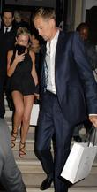 Abigail Clancy and Peter Crouch